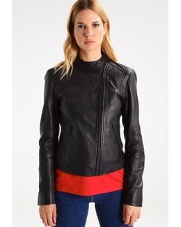Castor Leather Jacket