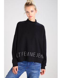 Sfmonica High Neck Sweatshirt