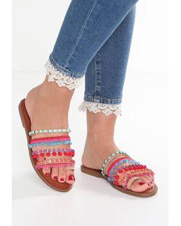 Gypsy T-bar Sandals