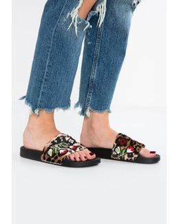 Patches Sandals