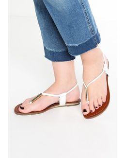 Hamil T-bar Sandals