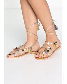 Rambel T-bar Sandals