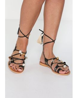 Rambel T-bar Sandals
