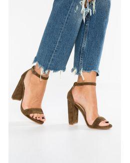Carrson High Heeled Sandals