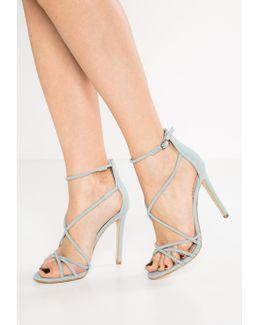 Satire High Heeled Sandals