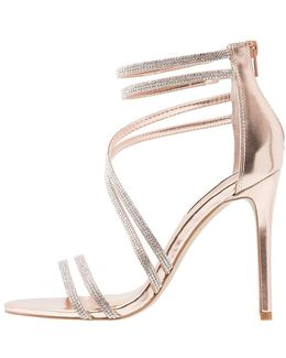 Sweetest High Heeled Sandals