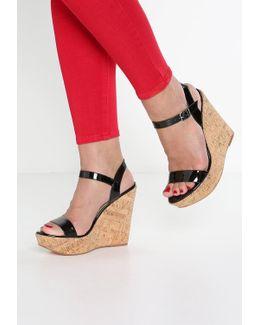 Ellina Wedge Sandals