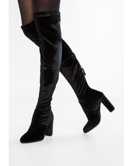 Emotion High Heeled Boots