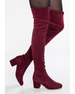 Isaac Over-the-knee Boots