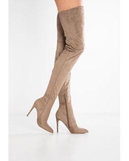 Kristen Over-the-knee Boots