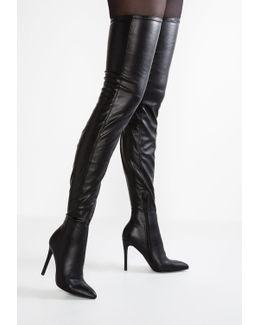 Kristen High Heeled Boots