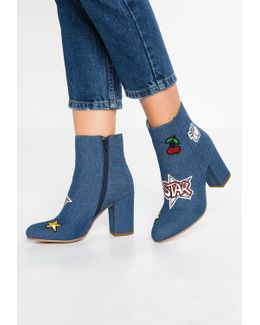Banji Ankle Boots