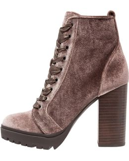 Laurie High Heeled Ankle Boots