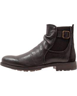 Loren Cowboy/biker Boots
