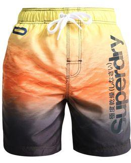 Premium Neo Sunset Swimming Shorts
