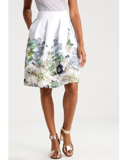 Miolla A-line Skirt