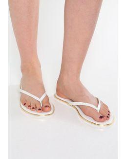 Studio T-bar Sandals