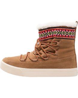 Wp Alpine Lace-up Boots