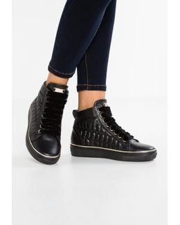 Cervinia High-top Trainers
