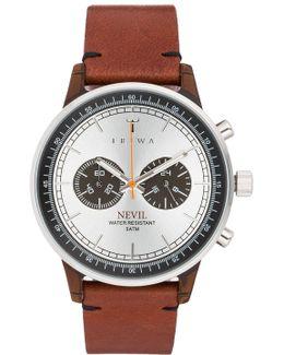 Nevil Chronograph Watch