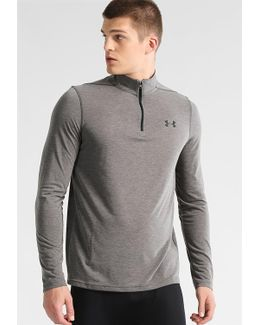 Threadborne Fitted Zip Sports Shirt