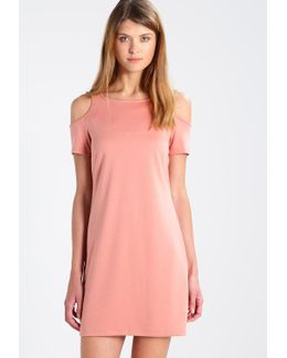 Vicoldshoulder Jersey Dress