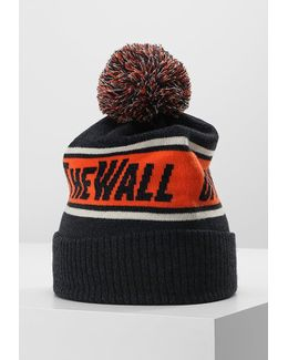 Off The Wall Pombeanie Hat