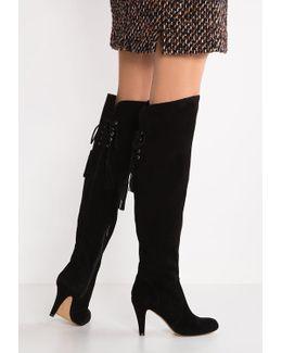 Cherline High Heeled Boots