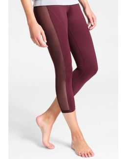 Alden Cropped Tights