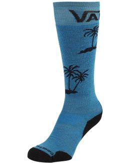 Vans Palm Knee High Socks