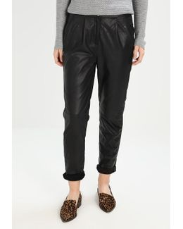Clady Leather Trousers