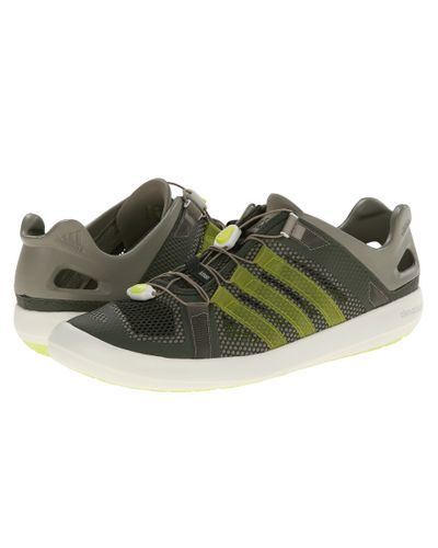 adidas Climacool® Boat Breeze in Green for Men - Lyst