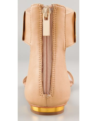Dolce Vita Dawn Thong Sandal in Natural - Lyst