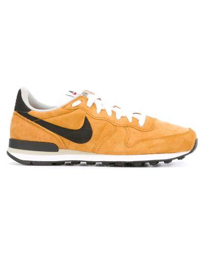 Nike 'internationalist' Sneakers in Yellow & Orange (Yellow) for Men ...