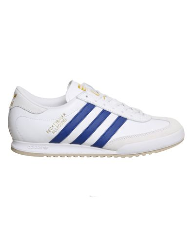 adidas Beckenbauer in White for Men - Lyst