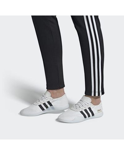 adidas Taekwondo Team Shoes in White - Lyst