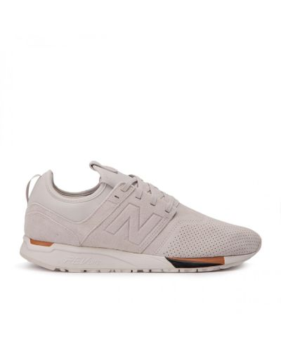New Balance Leather Mrl 247 Ws in White for Men - Lyst
