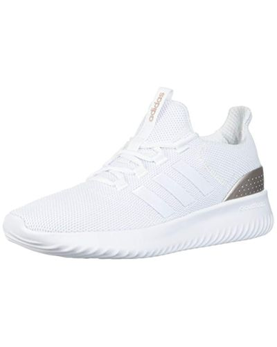 adidas Cloudfoam Ultimate in White - Lyst