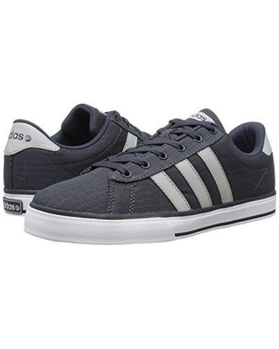 adidas Denim Neo Se Daily Vulc Lifestyle Skateboarding Shoe in ...