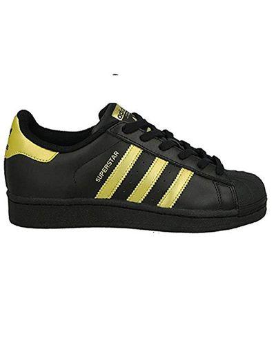 Superstar J J, Chaussures de Fitness Mixte Enfant adidas pour ...