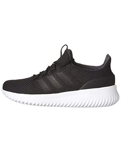 adidas Cloudfoam Ultimate Running Shoe Utility Black, 10.5 ...