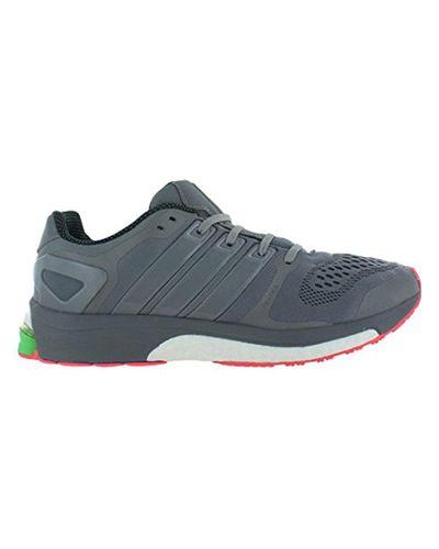 adidas Adistar Boost M Chill in Grey (Gray) for Men - Lyst