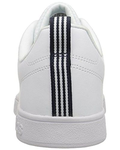 adidas Synthetic Neo Advantage Clean Vs Lifestyle Tennis Shoe in ...