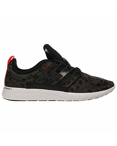adidas Rubber Performance Climacool Leap M Running Shoe in ...