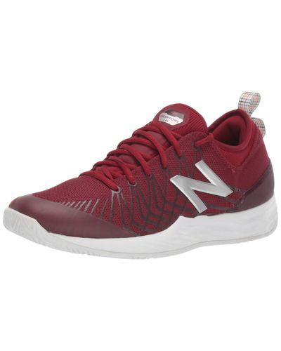 Lav V1 Hard Court Tennis Shoe Synthétique New Balance pour ...