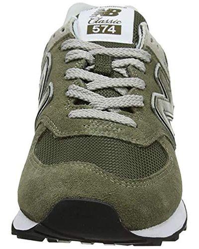 New Balance 574v2 Sneaker in Olive (Green) - Lyst