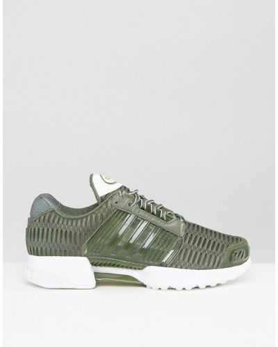 adidas Originals Lace Clima Cool 1 Sneakers In Green Ba8571 for ...