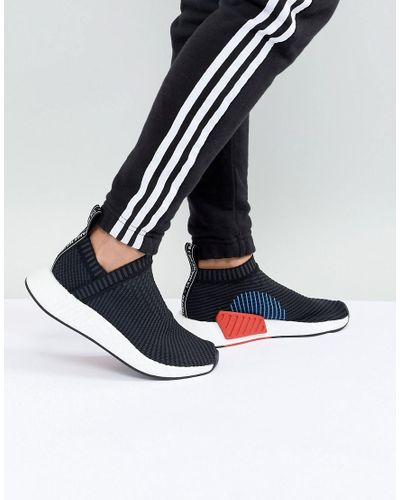 Nmd Cs2 Trainers In Black