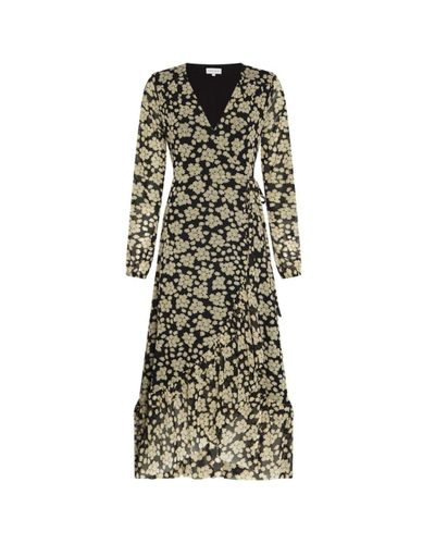 Fabienne Chapot Bobo Frill Skirt Marigold Lilac UK