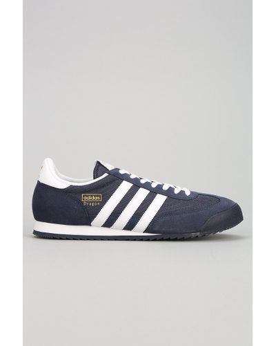 adidas Dragon Classic Sneaker in Navy (Blue) for Men - Lyst